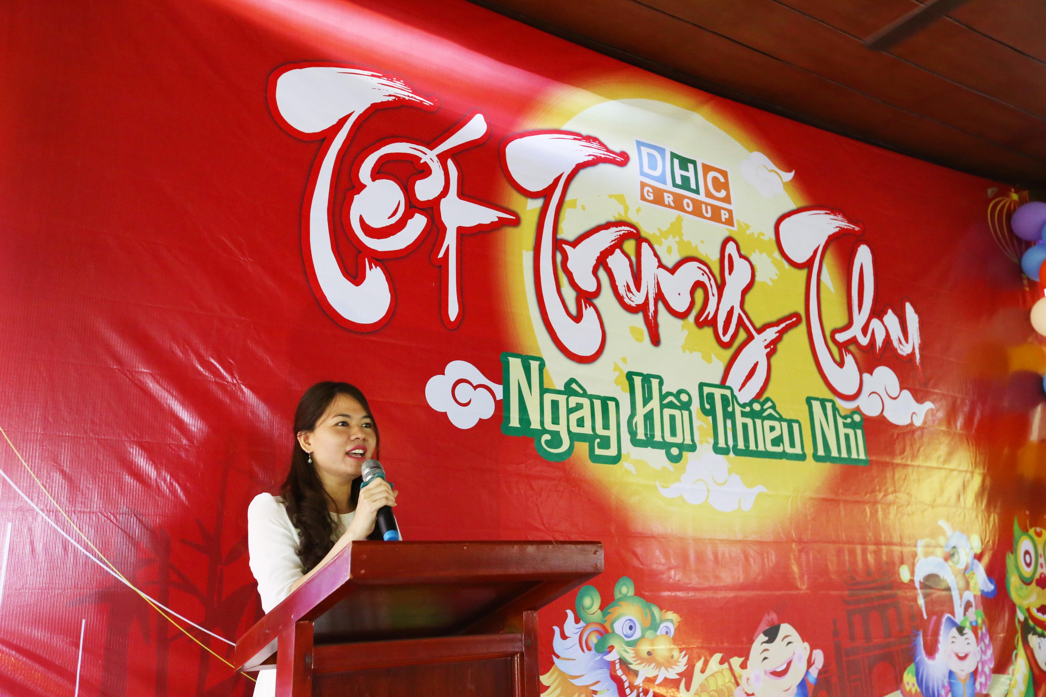 Bà Phạm Thị Ngọc Yến – Chánh văn phòng